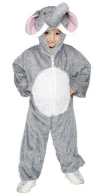 Childs Elephant Costume, Buy Childs Elephant Fancy Dress Costume from Partytimedirect.co.uk